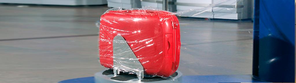 Retractilado maletas - NoBags